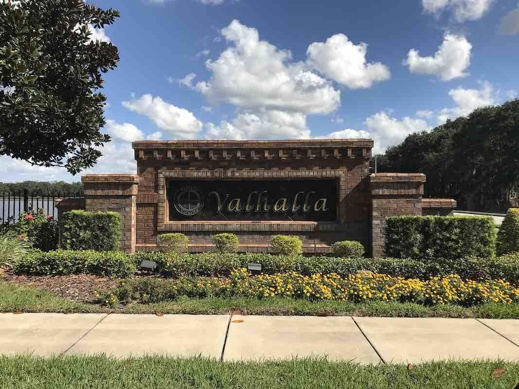 Valhalla Townhouses - Riverview FL